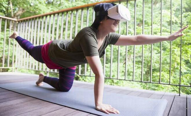 Virtual reality gym